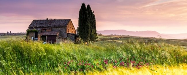 WEEKEND DI PRIMAVERA IN VAL D'ORCIA